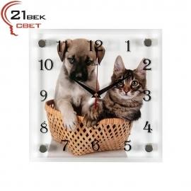 """Часы настенные """"21 Bek"""" 2525-386"""