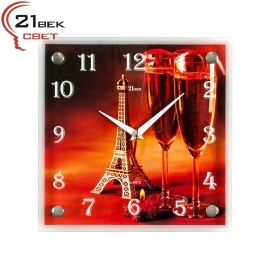 """Часы настенные """"21 Bek"""" 2525-06"""