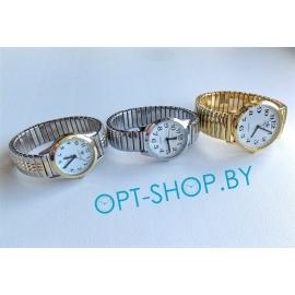 "Часы женские на браслете-резинке ""Fashion"", WM-BREL00"