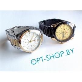 Мужские часы с календарем на браслете в ассортименте, WM-BR02