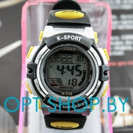Часы водонепроницаемые Sport, арт.S-WT01