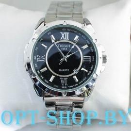 Мужские часы Ti$$ot с календарем на браслете , 002TSBR02