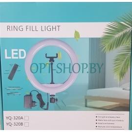 Кольцевая лампа YQ-320A диаметр 30 см