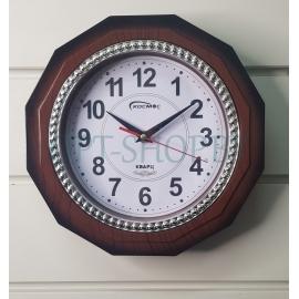 """Настенные часы """"Космос"""" 7024"""