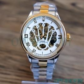 Мужские часы Rolix механические на браслете