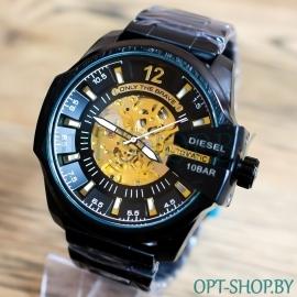 Мужские часы Diezel механические на браслете
