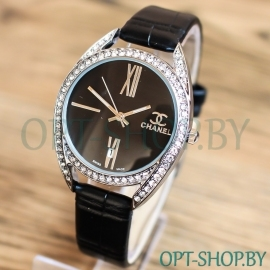 Женские часы Ch@nel с календарем