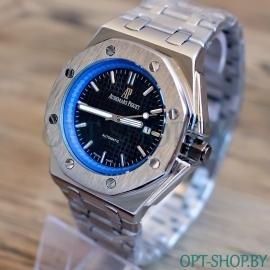 Мужские часы @udem@rs Piguet с календарем на браслете