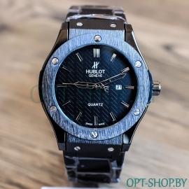 Мужские часы Hybl0t с календарем на браслете